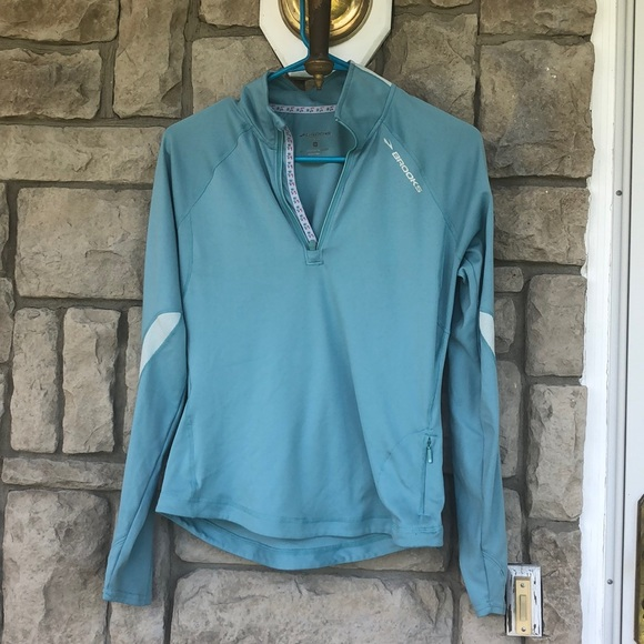Brooks Jackets & Blazers - Brooks Running Performance 1/4 zip